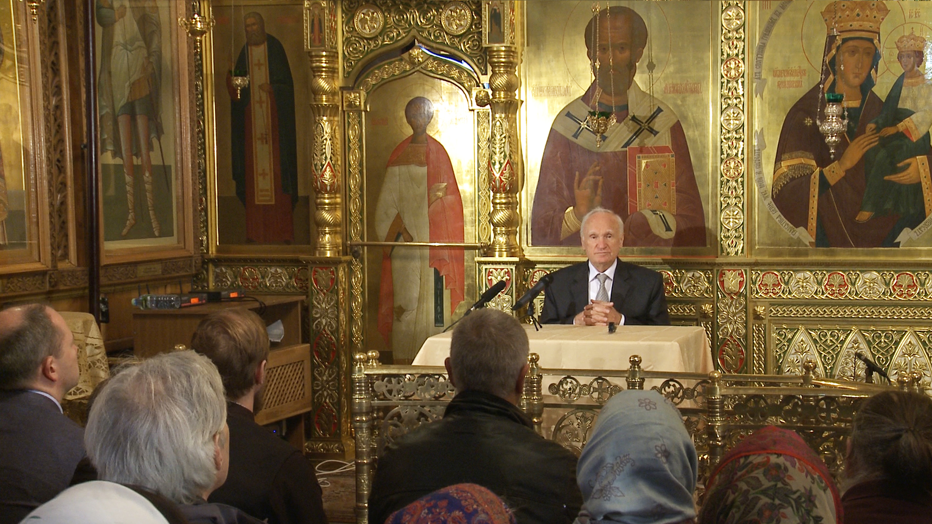 Orthodoxy and catholicism: faith and life (Moscow, 2016)